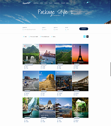 Package Style 2 – Paradize