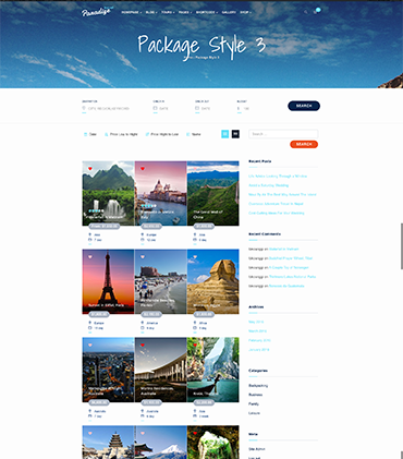 Package Style 3 – Paradize