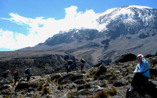 kilimanjaro lemoshoRoute