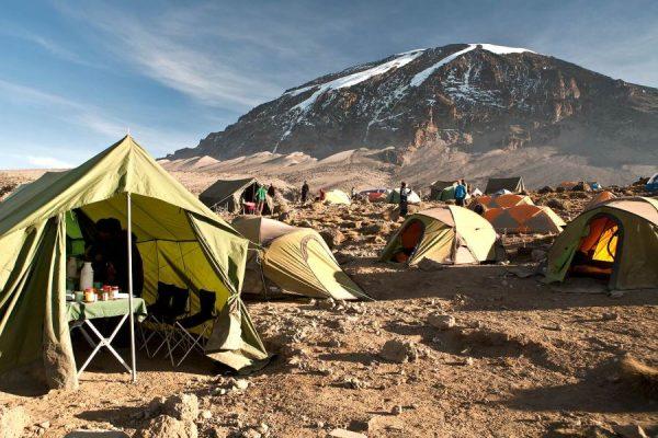 mt. kilimanjaro umbwe route